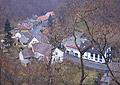 The Krivoklat village