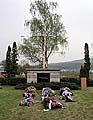 Památník v Krupce, foto: Jaroslav Smrž