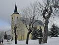 Church in Bozi Dar