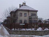 Villa der Familie Hrabal in Nymburk (Foto: Archiv Radio Prag)