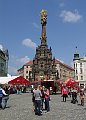 La colonne de la Sainte Trinité, photo: Miloš Turek