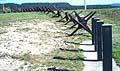 Anti-tank barrier