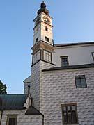 Château de Pardubice, photo: Kristýna Maková / Radio Prague