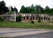 Aus dem ehemaligen Flughafen in Ralsko