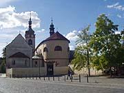 La basilique Saint-Venceslas