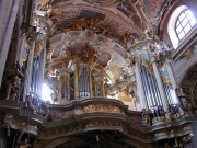 Varhany v bazilice na Svatém Kopečku u Olomouce (Foto: Jana Šustová)