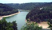 Vranov reservoir