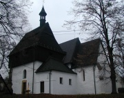 Kostel ve Vyšehorkách
