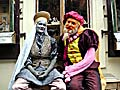 Friederika Overweg mit Jürgen Grysczok