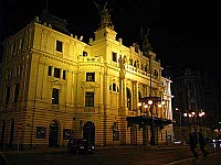 Théâtre Divadlo Na Vinohradech