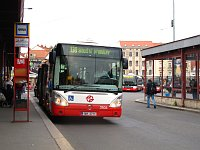 Autobus pražské MHD