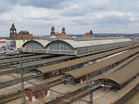 Prague's main station, photo: Jiří Němec