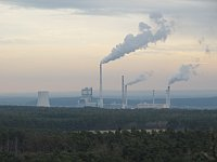 Coal-fired power plant in the Czech Republic, photo: Czech Radio - Radio Prague