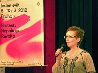 Bohdana Ramboušková (Foto: Kristýna Maková)