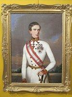 Franz Joseph I. (Foto: Martina Schneibergová)