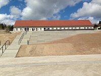 Seminarhaus in der KZ-Gedenkstätte Flossenbürg (Foto: Annette Kraus)