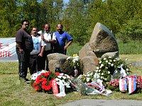 Denkmal an den Roma-Holocaust im südböhmischen Lety