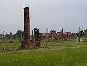 Auschwitz-Birkenau today (Photo: Jana Sustova)