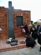 L'acte de piété à Auschwitz - Birkenau
