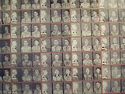 Vězni z Osvětimi (Foto: Jana Šustová)