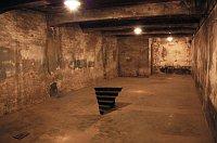 Gaskammer in Auschwitz (Foto: Barbora Němcová)