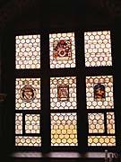 Витражи Колонного зала (Фото: автор)