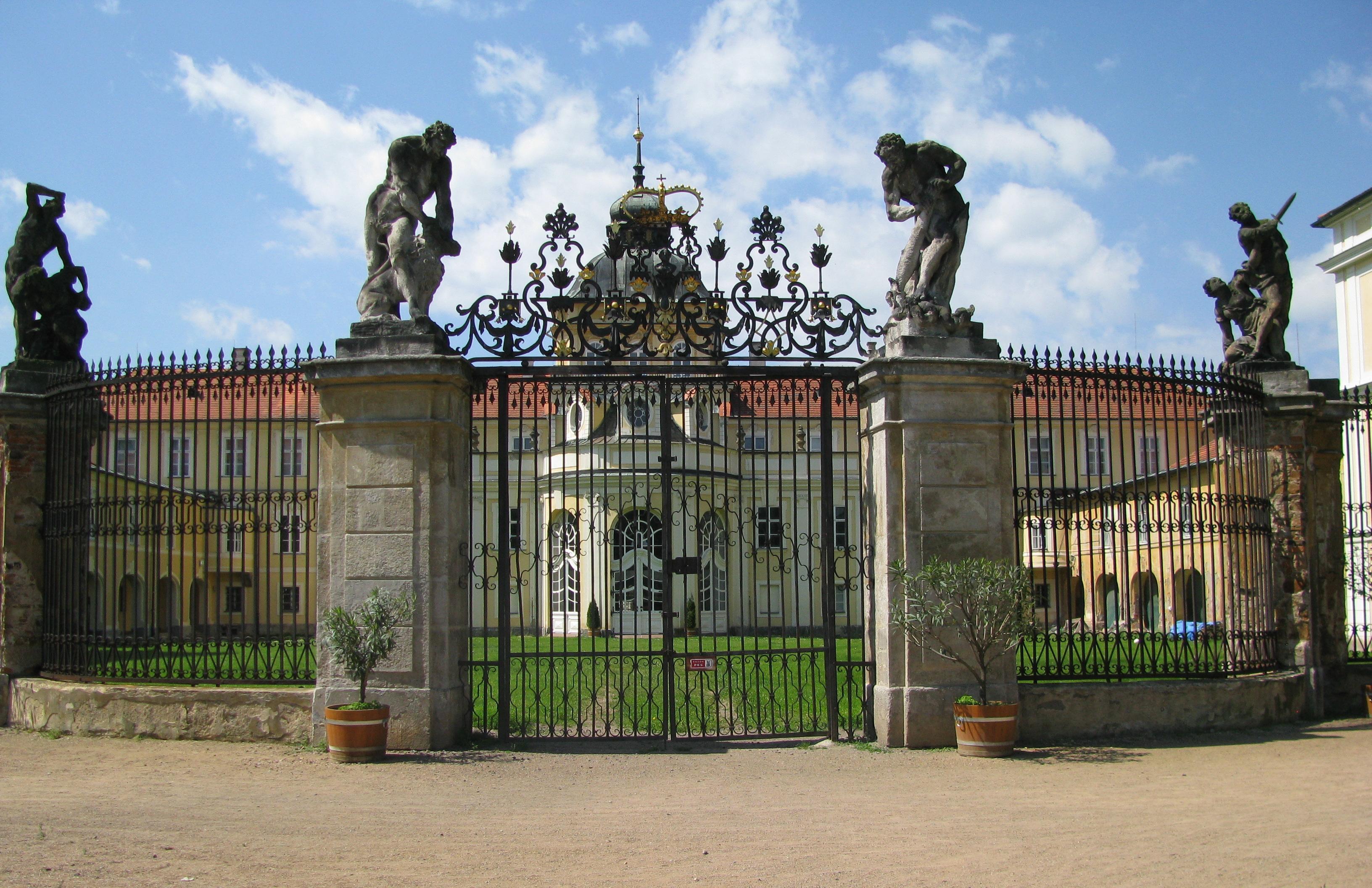 Palacio Edad Media éste Data de la Edad Media