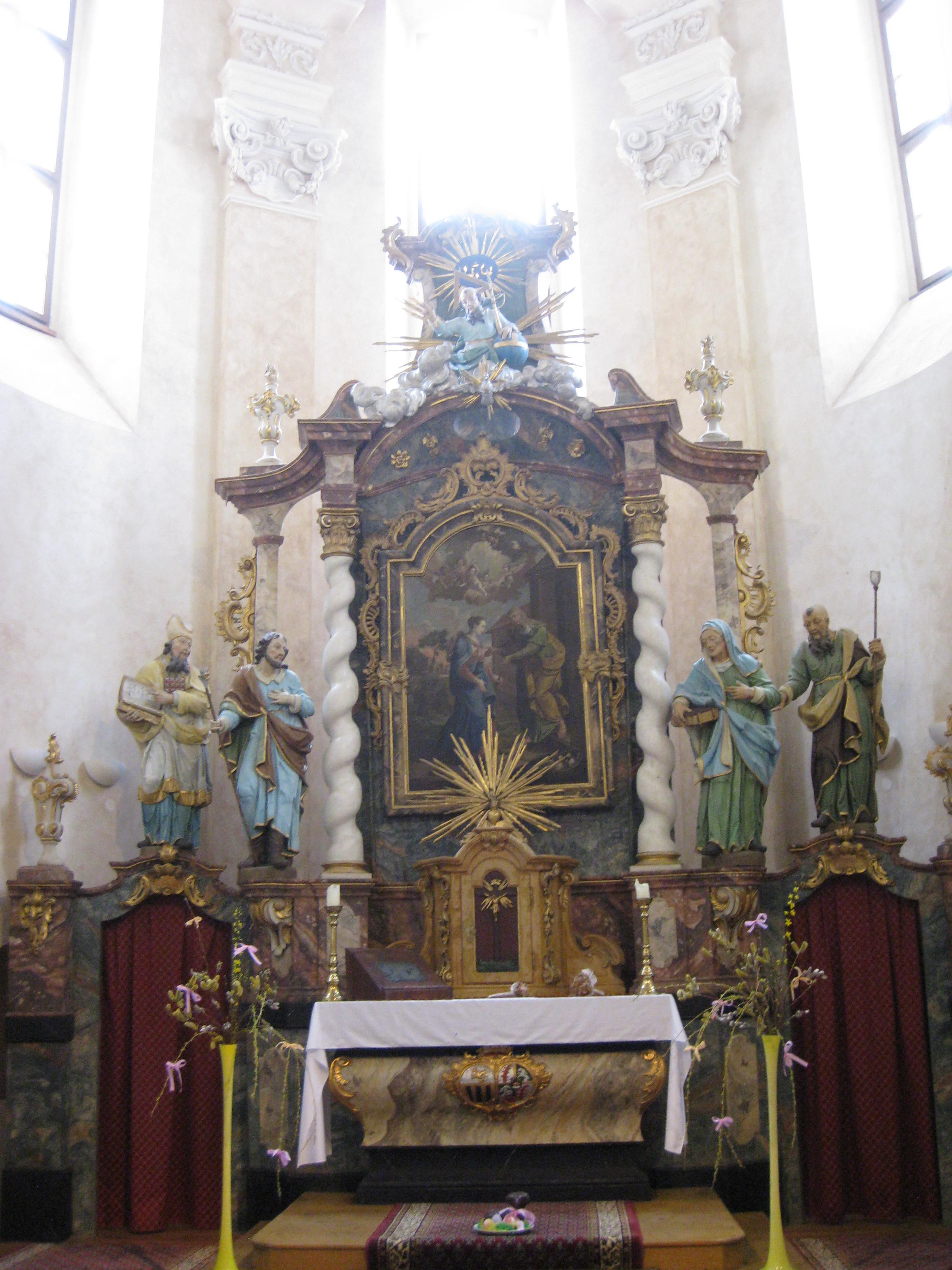 Schlosskapelle (Foto: Martina Schneibergová)