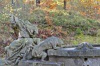Остатки фонтана, Фото: Марта Гузман, Чешское радио - Радио Прага