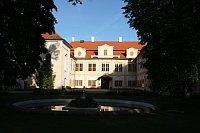 El palacio de Loučeň, foto: Štěpánka Budková