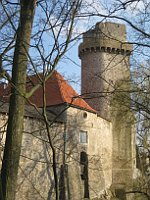 Burg in Strakonice (Foto: Martina Schneibergová)