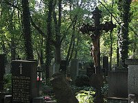 Olsany Cemetery, photo: Stepanka Budkova