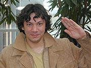 Herec ruského původu Alexandr Minajev