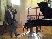 Holger Busch und Leo Stockinger (Foto: Markéta Kachlíková)