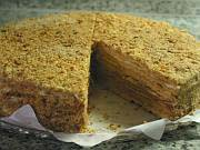 Medovnik - Honey cake