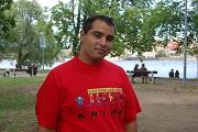 Dosavadní romský spolupracovník Živé knihovny