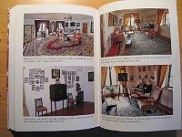 Мебель и картины из замка Побъежовице ныне входят в экспозицию замка Горшовский Тын, снимок книги «Мицуко» Власты Чигаковой Ноширо, Фото: Радио Прага
