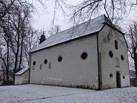 Church of John the Baptist, photo: Miloš Turek