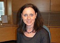 Iva Crookston, photo: Milena Štráfeldová
