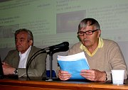 Pavel Mrázek a Otakar Štorch