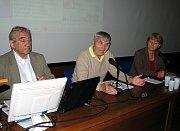 Pavel Mrázek, Otakar Štorch a Milena Štráfeldová