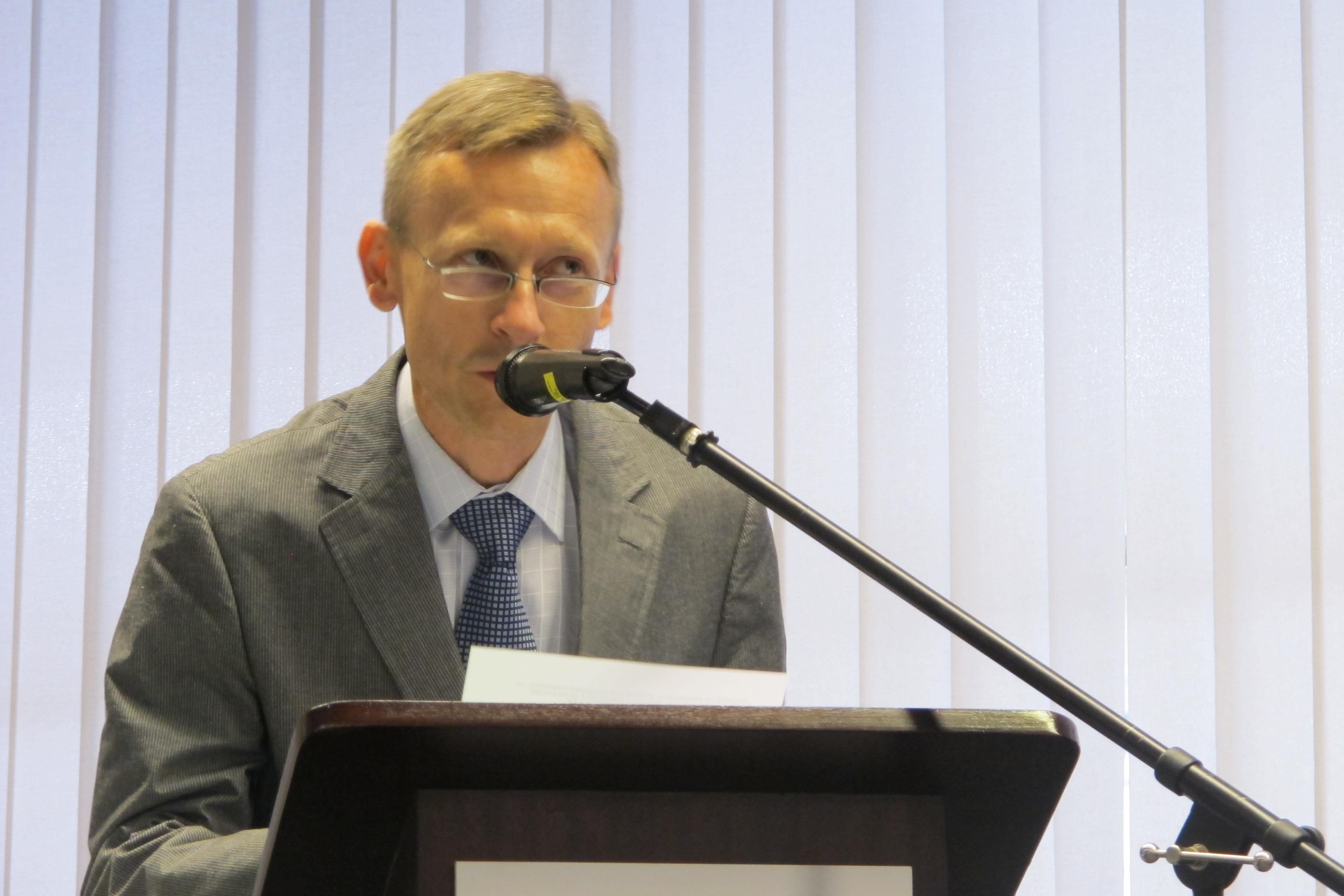 Miroslav Krupička, foto: Kristýna Maková, archiv ČRo - Radia Praha