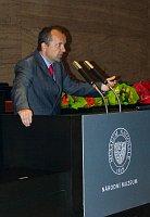 Zmocněnec ministerstva zahraničí pro krajany Vladimír Eisenbruk