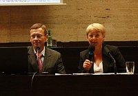 Miroslav Krupička a Milena Štráfeldová
