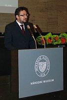 Ředitel Národního muzea Michal Lukeš