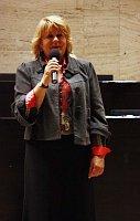 Helena Miškufová, předsedkyně Klubu občanů České republiky na Slovensku