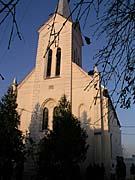 Kostel vKruščici, foto: Autorka