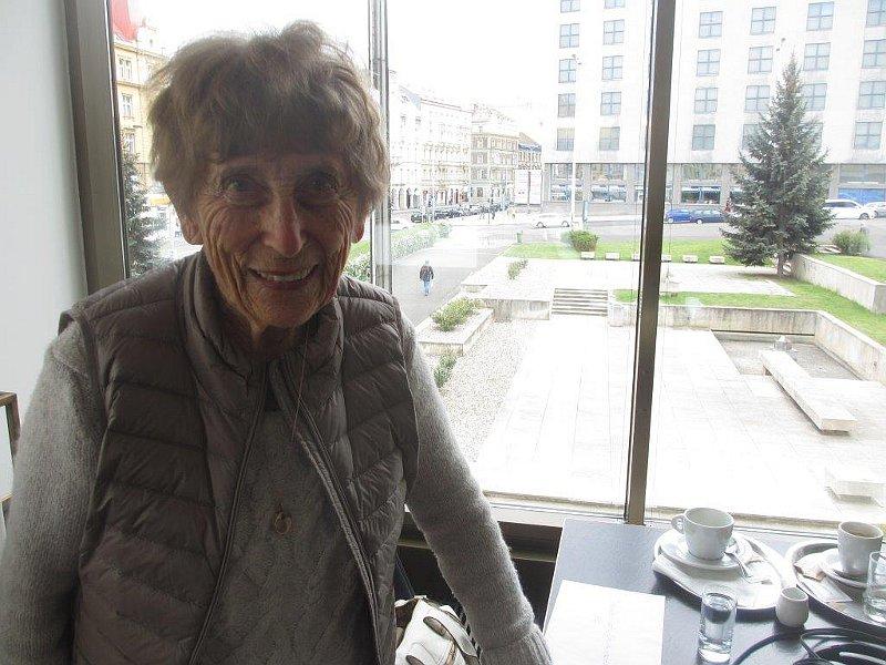 Markéta Goetz-Stankiewicz, photo: David Vaughan