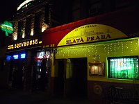 Restaurace Zlatá Praha v New Yorku