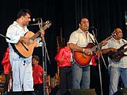 Roma-Band Bengas (Foto: Autorin)